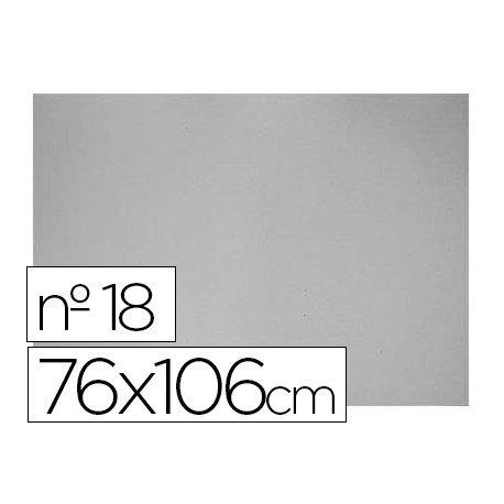 Carton gris Liderpapel Nº 18