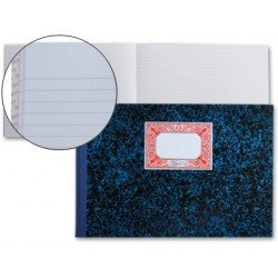 Miquelrius Libro cartone tamaño folio, horizontal apaisado