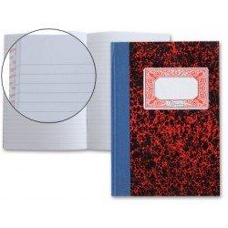 Miquelrius Libro impresion horizontal, cartone tamaño un octavo y 80 hojas