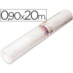 Aironfix Rollo Adhesivo 90cm x 20mt Transparente