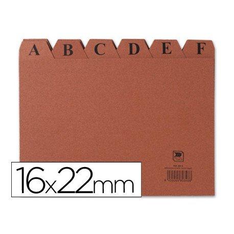 Indice fichero Liderpapel N5 carton