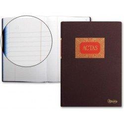 Miquelrius Libro de Actas, tamaño folio y 200 hojas