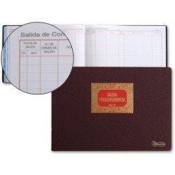 Miquelrius Libro Salida de correspondencia, tamaño folio apaisado