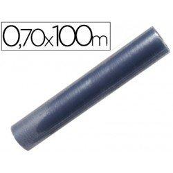 Rollo plastico forralibros Liderpapel 0,7 m x 100 m