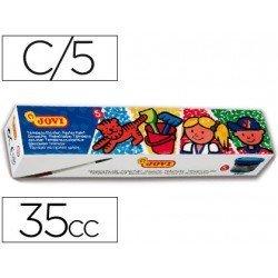 Tempera Jovi 5 colores surtidos 35 cc
