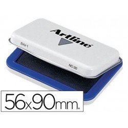 Tampon Artline Nº 0 azul