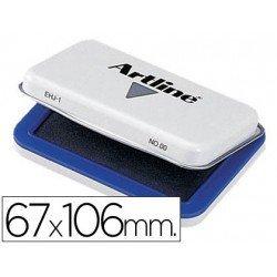 Tampon Artline Nº 1 azul