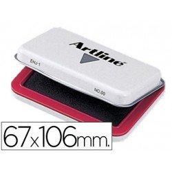 Tampon Artline Nº 1 rojo