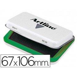 Tampon Artline Nº 1 verde