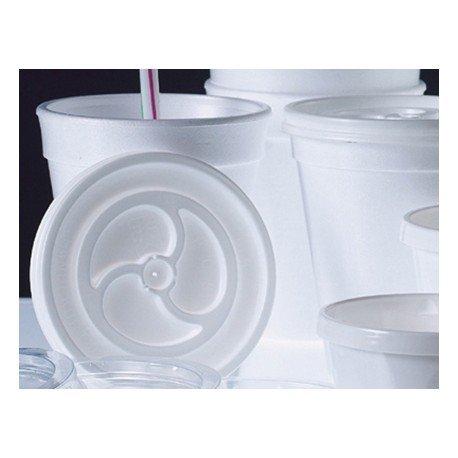 Tapa vaso Foam 200 cc
