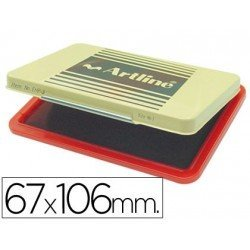 Tampon Artline EHP-3 rojo
