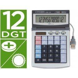 Calculadora Sobremesa Citizen USB-120 12 digitos