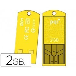 Memoria usb IPQ 2 GB mini slim waterproof