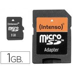 Memoria Intenso micro SD 1 GB