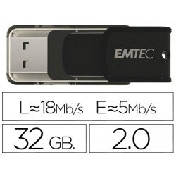 Memoria Emtec Flash USB c800