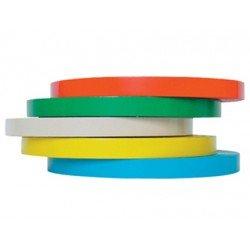 Cinta adhesiva Precintadora Tesa film color verde 66 m x 9 mm