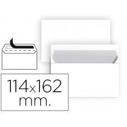 Sobre Liderpapel DIN C6 Blanco Caja 25