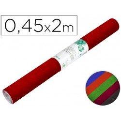 Rollo adhesivo Liderpapel Aironfix ante colores surtidos