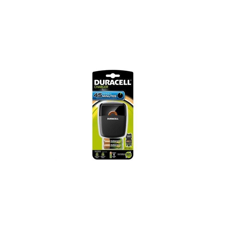 Cargador de pilas duracell cef 27 59572 20milproductos - Cargador para pilas ...