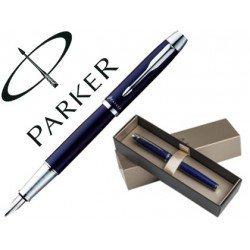 Pluma Parker IM azul CT