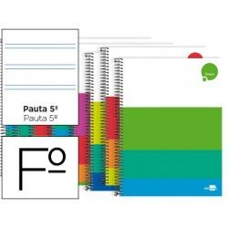 Bloc Liderpapel Folio serie Dream pauta 2,5mm