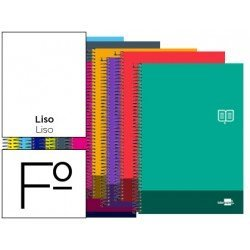 Bloc Folio Liderpapel serie Discover liso