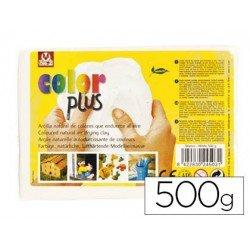 Arcilla Sio-2 blanco 500 g