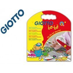 Set Giotto be-be para jugar mercado