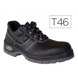 Zapatos de seguridad Piel DeltaPlus talla 46