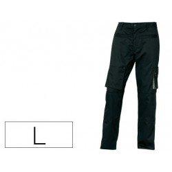 Pantalón trabajo DeltaPlus con forro talla L