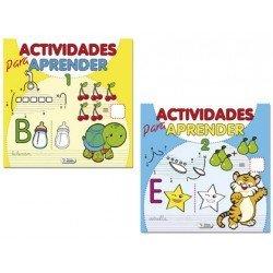 Cuaderno de actividades para Aprender (NO SE PUEDE ELEGIR)