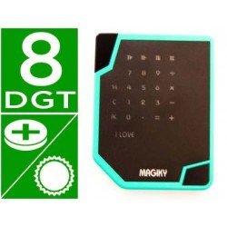 Calculadora Deslizante Magiky 8 digitos solar