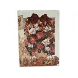 Diario floral perfumado