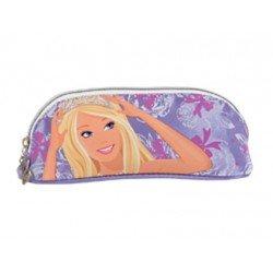 Bolso escolar portatodo ovalado Safta barbie