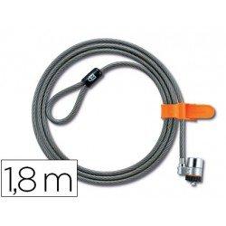 Cable de seguridad para portatil Kensington