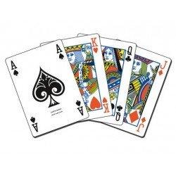 Baraja Poker ingles 55 Cartas Marigo