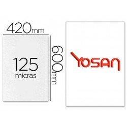 Bolsa de plastificar Yosan A2 125 micras