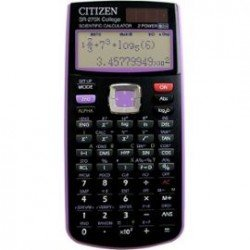 Calculadora Cientifica Citizen SR-270X