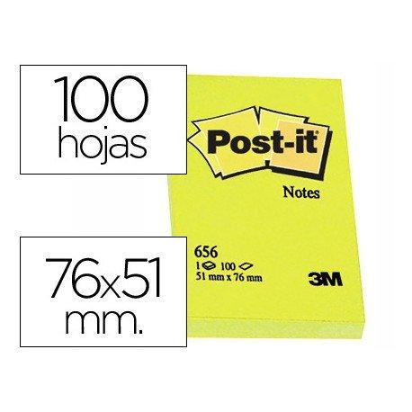 Post-it ® Bloc quita y pon 51 x 76 mm