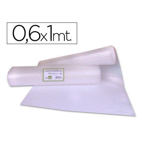 Rollo plastico con burbujas 0,60x1M
