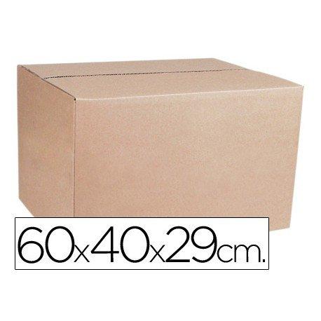 Cajas de carton para embalar 60x40x29 cm
