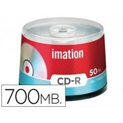 CD-R 700MB 80min 52x Imation
