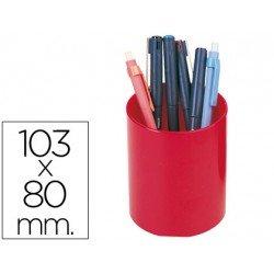 Cubilete portalápices Csp rojo APC-180-R