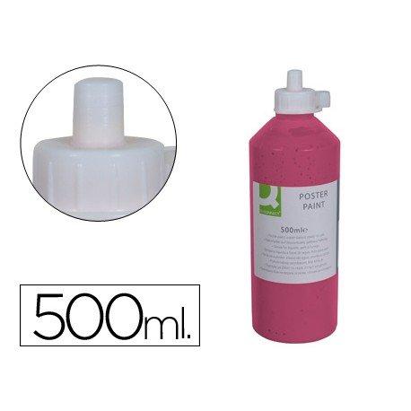 Tempera liquida 500 ml Q-Connect