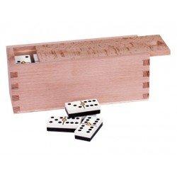 Domino junior caja madera