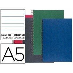 Bloc Liderpapel serie Paper Coat A5 rayado