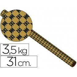 Bobina papel kraft Impresma 31 cm 3,5 kg 123301