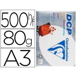 Papel multifuncion laser color DCP Din A3 80 g/m2