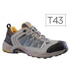 Zapatos de seguridad deportivos DeltaPlus talla 43