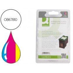 Cartucho compatible HP 344 Tricolor OB67810